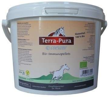 Terra Pura Bio-Immunopellets für Pferde 1.5 kg