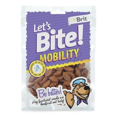 Brit Let's Bite Mobility 150 g