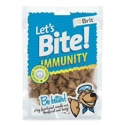 Brit Let's Bite Immunity 150 g
