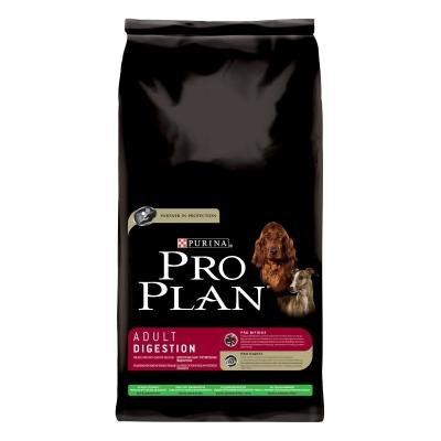 Purina Pro Plan Adult digestion Lam & Ris  14 kg