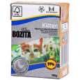 Feline Kitten Сhunks in Jelly with Swedish Chicken Bozita 190 g