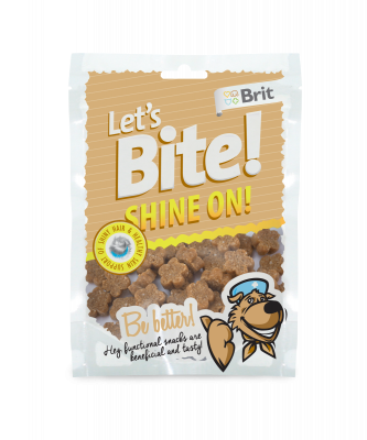 Brit Lets Bite Shine On! 150 g