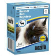 Bozita Chunks in Sauce with Reindeer 370 g - Food for junior cats