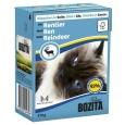 Bozita Häppchen in Soße mit Rentier 370 g - Futter für Jungkatzen