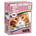 Bozita Häppchen in Soße mit Lachs  Online Shop