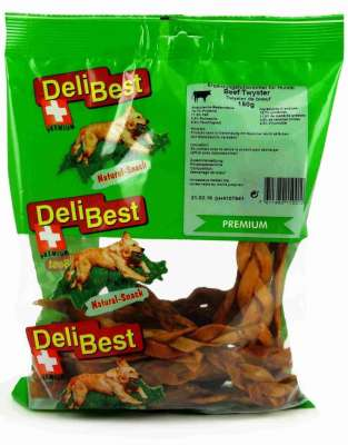DeliBest Beef Meat Twister Premium 150 g