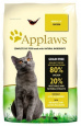 Complete Dry Cat Food Senior – Chicken Applaws 7.5 kg