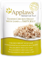 Applaws Pacotes Natural Cat Food peito de frango e cordeiro com gelatina  70 g