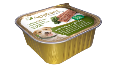Applaws Pâté with Lamb and Vegetables  7x150 g, 150 g