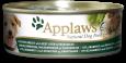 Applaws Dog Dose Kanaa, Naudan Maksa & Vihannekset  156 g
