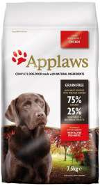 Applaws Adult Large Breed kansaa Kana  7.5 kg