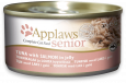 Senior Cat Food Atún y Salmón en Gelatina de Applaws 70 g