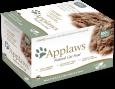 Mit Applaws Cat Pots mit Fisch Selection - Multipack wird oft zusammen gekauft