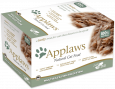 Produse des achiziționate împreună cu Applaws Cat Pots with Fish Selection - Multipack