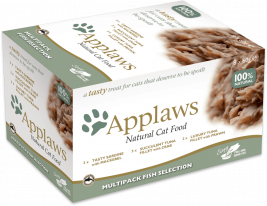 Applaws Cat Pots Kala Selection - Multipack 8x60 g