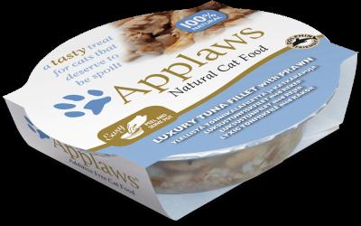 Applaws Cat Pots - Thunfischfilet und Garnelen 60 g