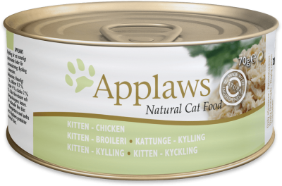 Applaws Natural Cat Food Kitten Pui 70 g