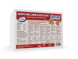 Happy Dog Lamm & Reis - Ecke  10 kg