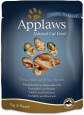 Products often bought together with Applaws Pouch Natural Cat Food Tuna Fillet & Sea Bream in Broth