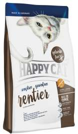 Sensitive Grainfree Rentier & Rind - (Rénszarvas) Happy Cat 4001967079463