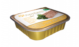 Paté Kip Applaws 5060122498807