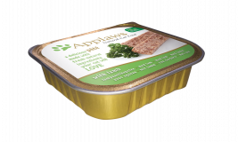 Paté Lam Applaws 5060122498791