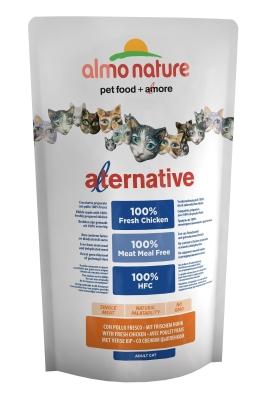 Almo Nature Alternative Dry cu Pui Proaspăt 2 kg, 750 g