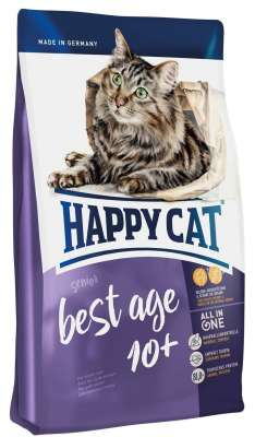 Happy Cat Supreme Best Age 10+ 4 kg, 300 g, 1.4 kg