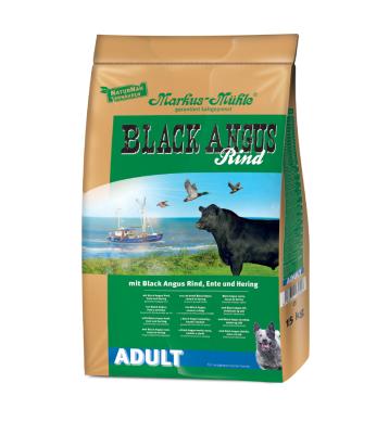 Markus-Mühle Black Angus Adult  1.5 kg, 15 kg, 5 kg