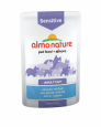 Almo Nature Sensitive com Peixe  70 g