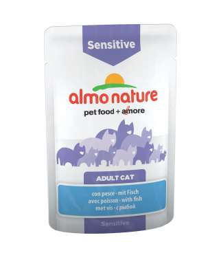 Almo Nature Sensitive cu Pește 70 g