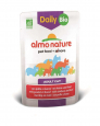 Almo Nature DailyMenu/Bio with Chicken and Beef 70 g - Kattemad med oksekød