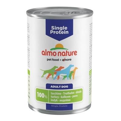 Almo Nature Single Protein Turkey  400 g