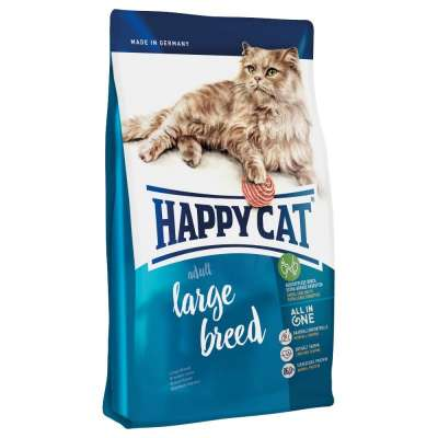 Happy Cat Supreme Large Breed 4 kg, 300 g, 10 kg, 1.4 kg
