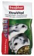 XtraVital Futter für Zwerghamster 500 g von Beaphar