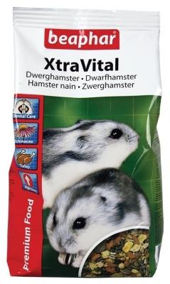 Beaphar XtraVital Futter für Zwerghamster  500 g