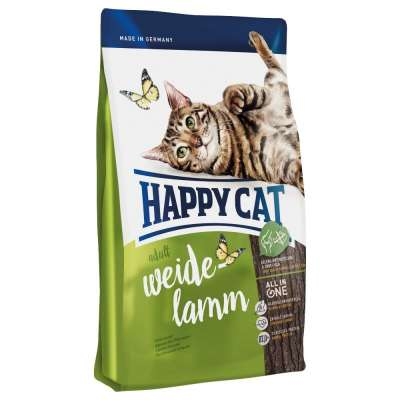 Happy Cat Weide Lam 12 kg, 1.8 kg, 10 kg, 4 kg, 1.4 kg, 300 g