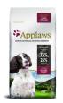 Applaws Adult Small & Medium Breed - Pollo con Agnello 2 kg - Cibo per cani di taglia piccola