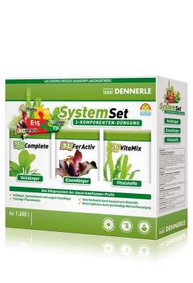 Dennerle Perfect Plant System Set 50 ml