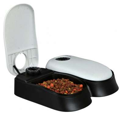 Trixie Automatic Food Dispenser TX2 2x300 ml