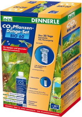 Dennerle CO2 Pflanzen - Dünge - Set BIO 60