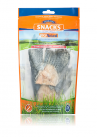 New Zealand Salmon Tail Snacks K9 Natural 9421900779444