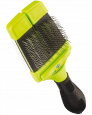 Small Soft Slicker Brush for Dogs FURminator Lima
