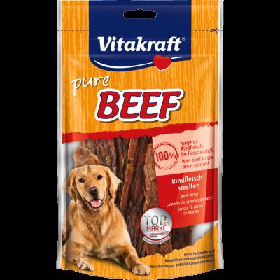 Vitakraft Beef Tiras de Carne Vacuno 80 g