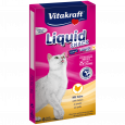 Vitakraft Liquid Snack with Chicken + Taurine 6x15 g
