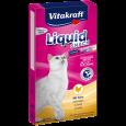 Liquid Snack with Chicken + Taurine 6x15 g fra Vitakraft