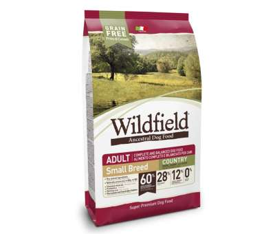 Wildfield Adult Country Small mit Schwein, Kaninchen und Eier  400 g, 2 kg, 7 kg