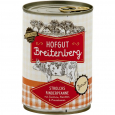 Landfleisch Hofgut Breitenberg Junior Strolchs Rinderpfanne Beef with Zucchini, Carrot and Cranberry Can 400 g billige