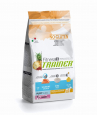 Nova Foods Fitness3 Trainer - Puppy&Junior Medium/Maxi with Salmon, Rice & Oil 12.5 kg - Cibo per cuccioli