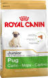 Breed Health Nutrition Pug Junior  1.5 kg Royal Canin